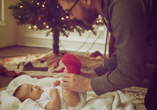 breast feeding and holidays
